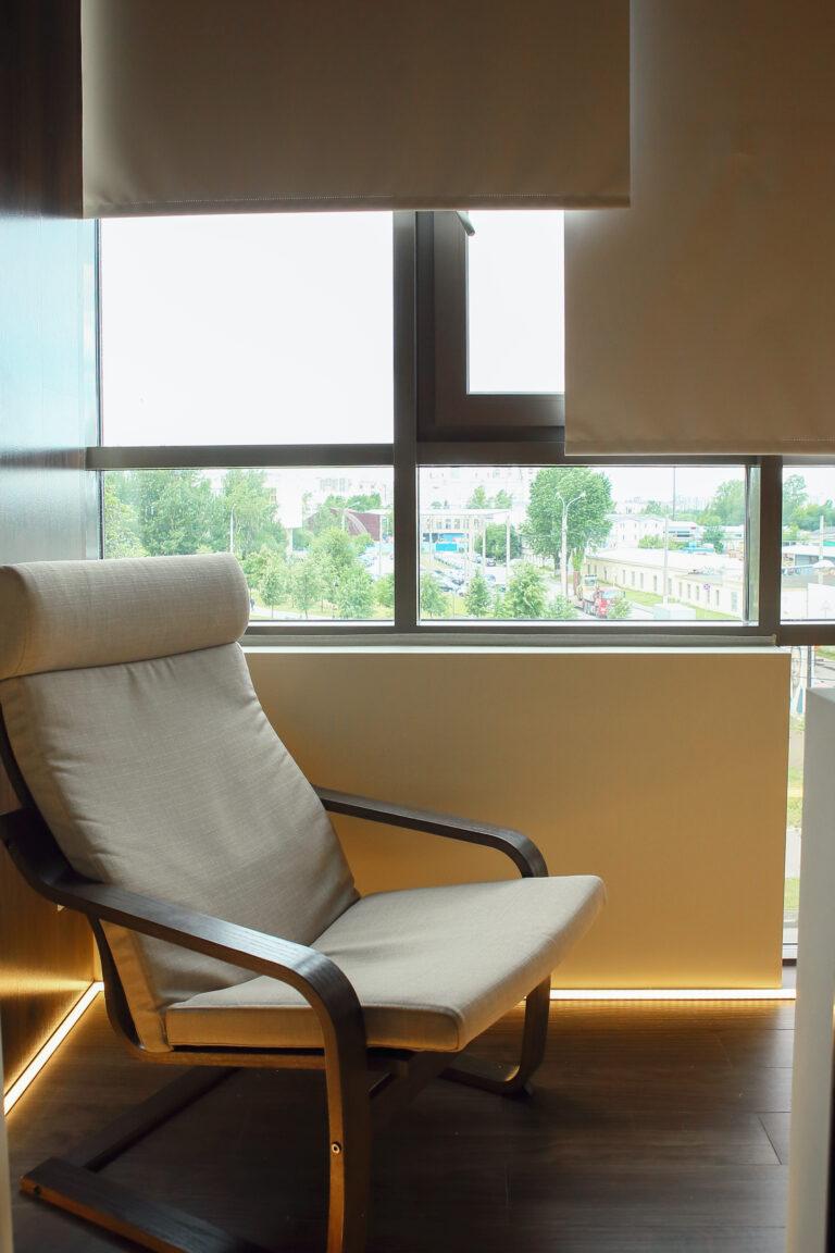 Дизайн балкона 3 кв м