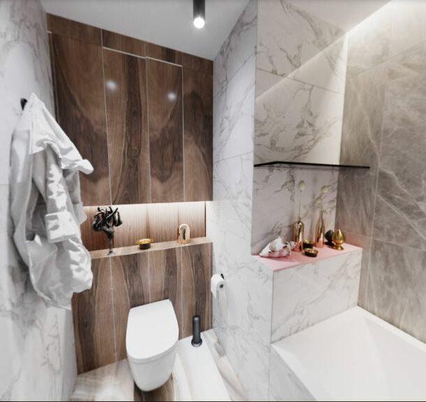 Дизайн ванной в виртуальной реальности